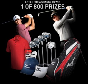 Mizuno Swing To Win Challenge