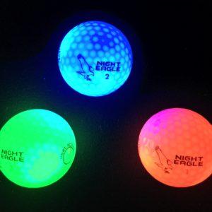 Night Eagle Golf Balls