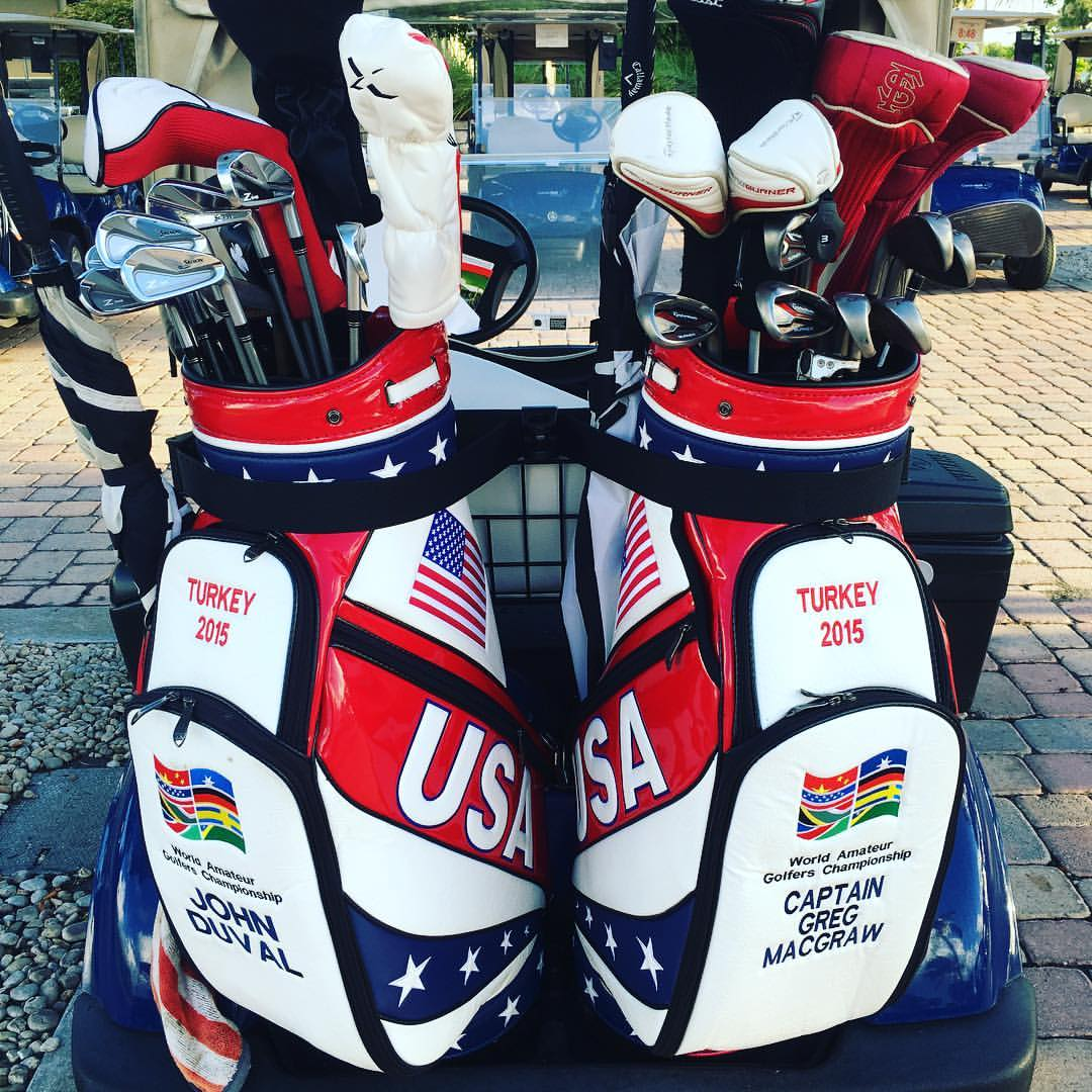 Burton Team USA Staff Bag